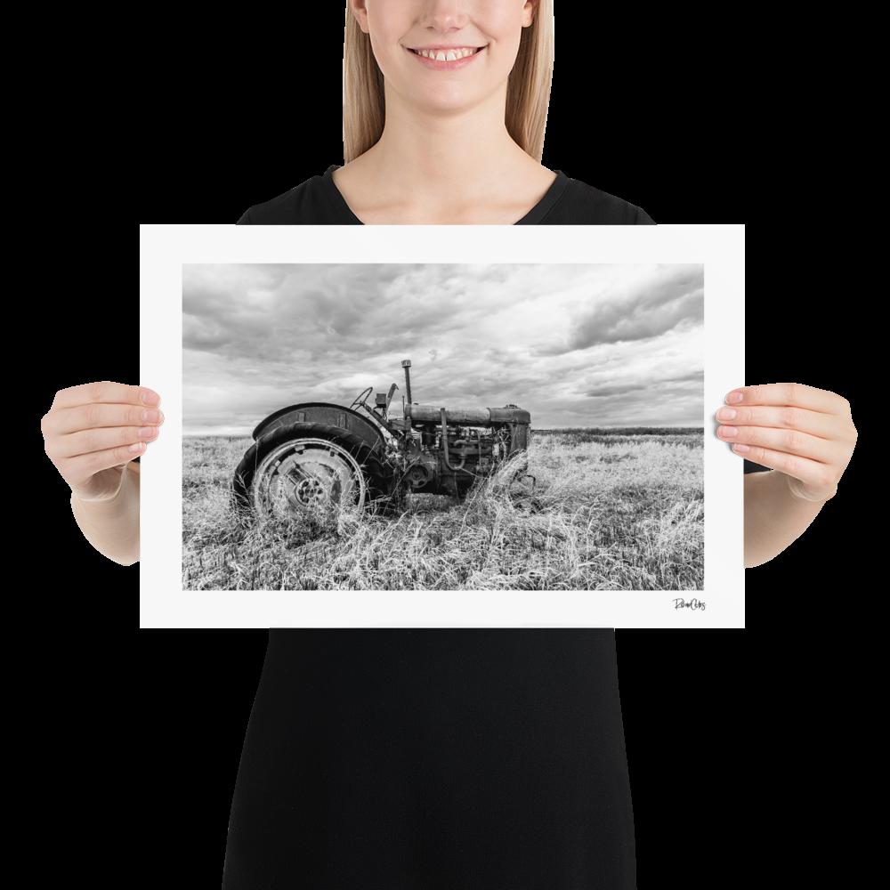 "Fine Art Print: ""Late Harvest"""