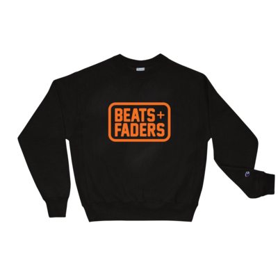 Beats + Faders Champion Sweatshirt