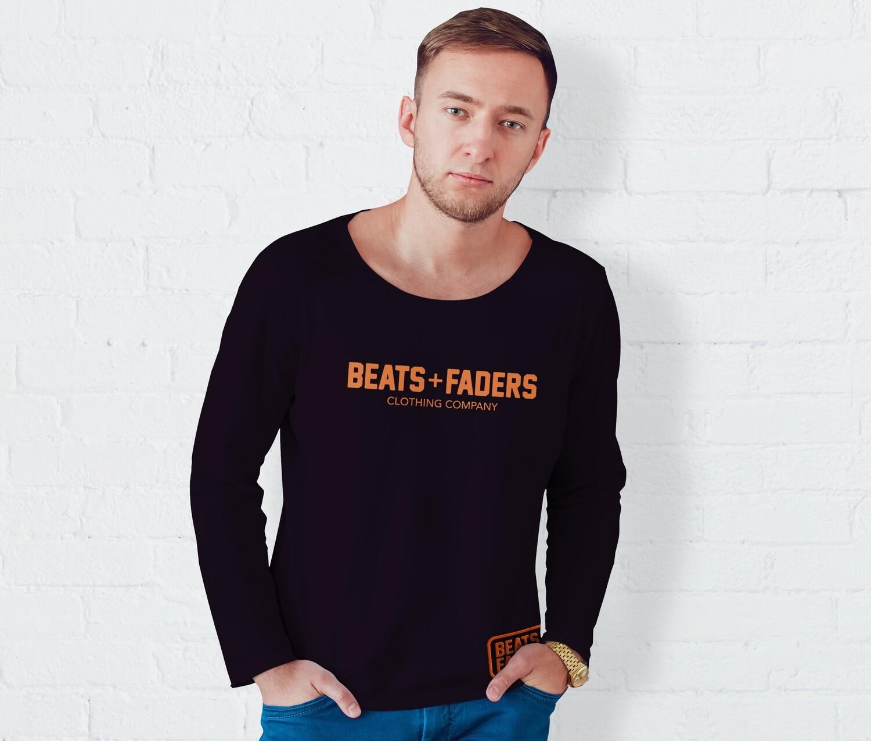 Beats + Faders™ Unisex Long Sleeve Tee