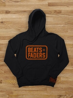 Beats + Faders™ Box Unisex Fleece Hoodie