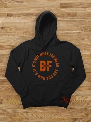 Beats + Faders™ Slogan Unisex Fleece Hoodie