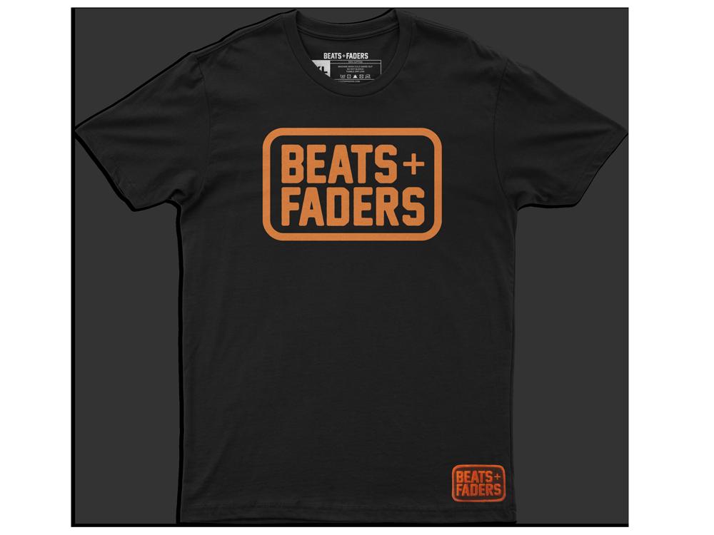 Beats + Faders™ Box Unisex Short Sleeve Tee