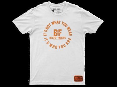 Beats + Faders™ Slogan Unisex Short Sleeve Tee