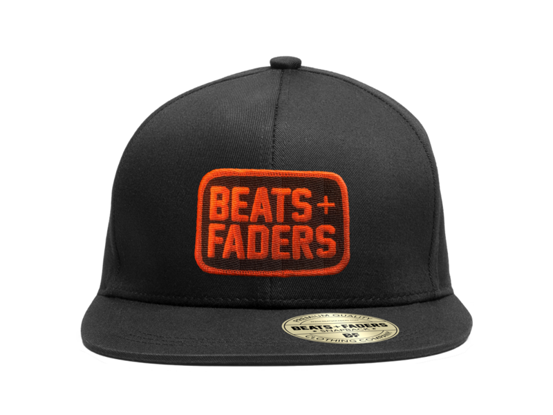 B+F Snapback Cap