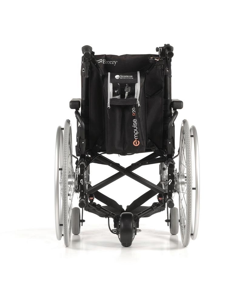 motor para silla de ruedas breezy