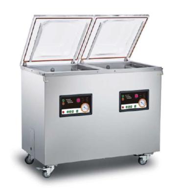 Stand Double Chamber Vacuum Machine