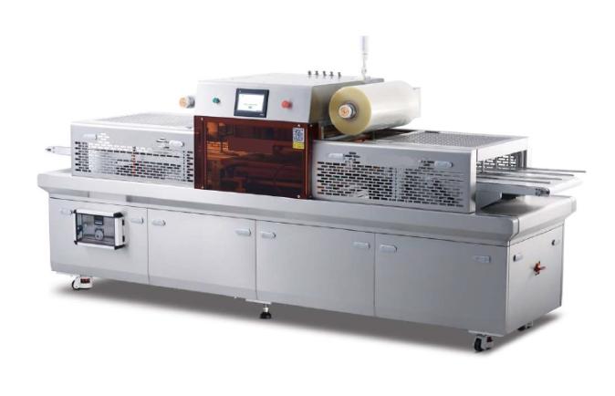 Automatic MAP Tray Sealer Machine