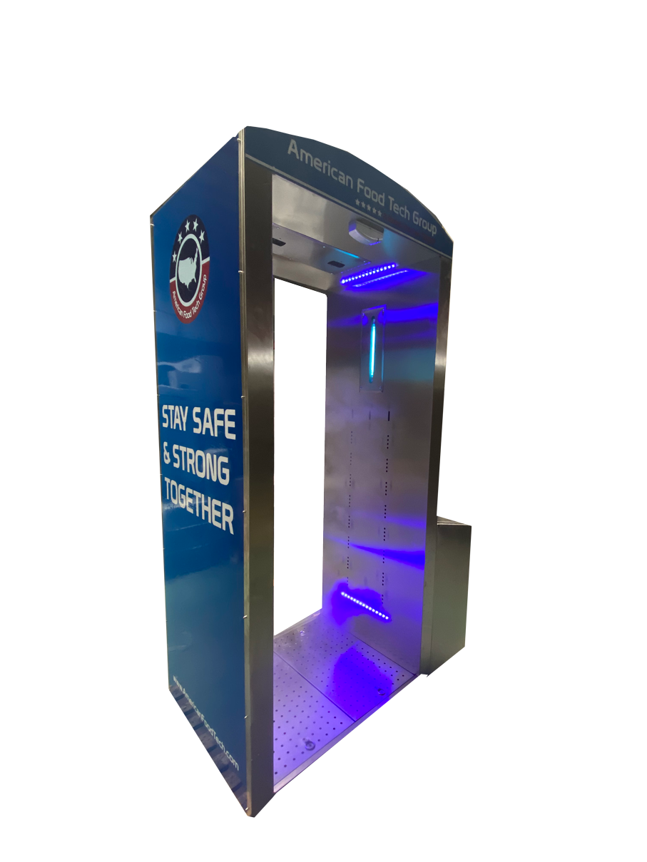 Sanitizer Gate (Disinfection Tunnel)
