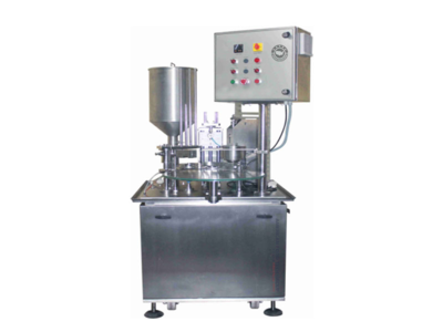 Cup Filling & Sealing Machine Automatic Single Head