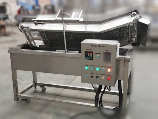 Frying Machine - Continuous