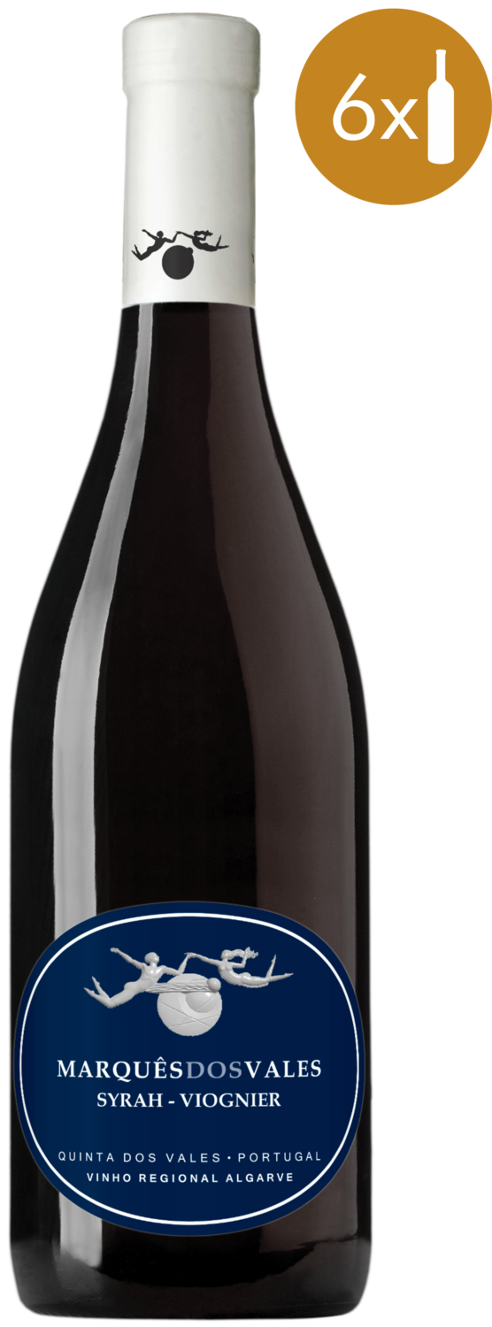 Grace Syrah-Viognier red 2017 (pack)