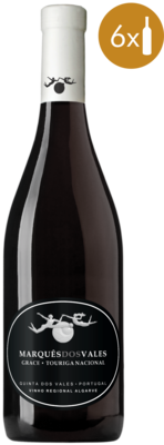 Grace Touriga Nacional red 2016 (pack)
