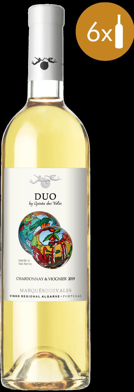 DUO white 2019 (pack)
