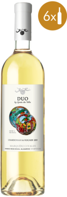 DUO white 2019 (pack)