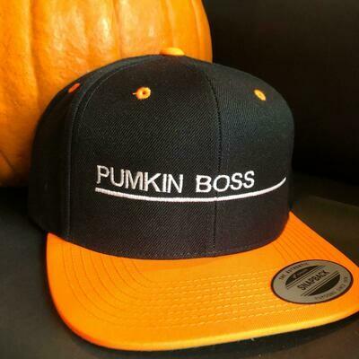 """Cap """"Pumkin Boss"""" by Funrange"""