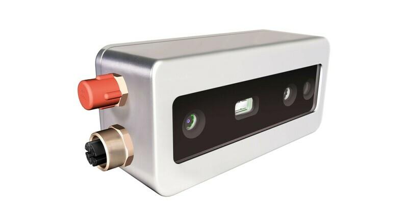 FRAMOS Industrial Depth Kamera D415e Starter Kit