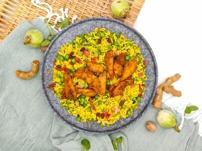 Persischer Reis | Vegan