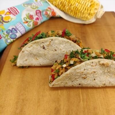 Plant based Taco