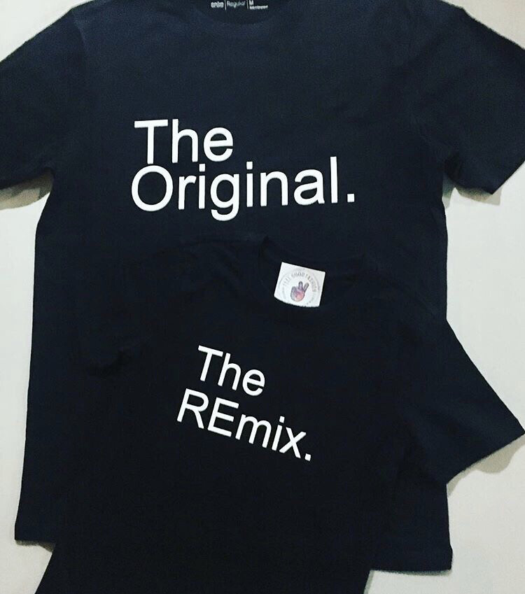 The original The REmix Matching Set