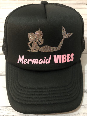 Mermaid VIBES hat