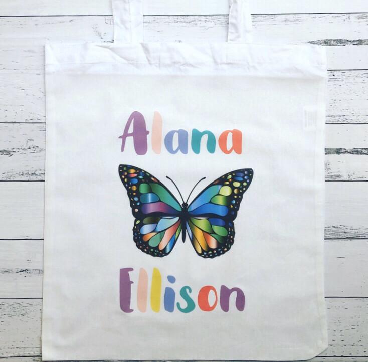 Custom Bag (library, giftbag, shopping bag)