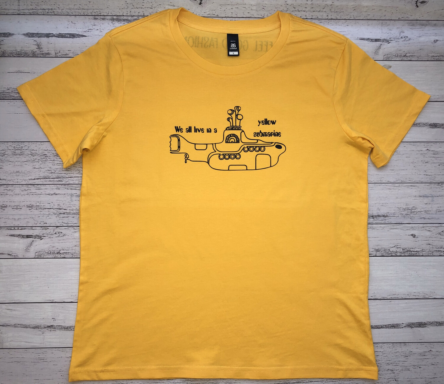 Adults Custom shirt Text And Image 1-2 Colours