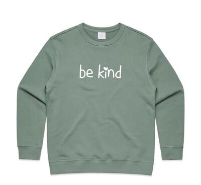 Be kind premium Sweater