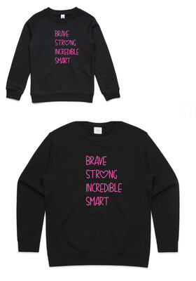 Brave Sweater Set