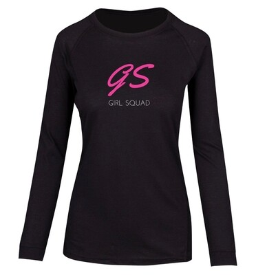 Girl Squad Long Sleeve shirt