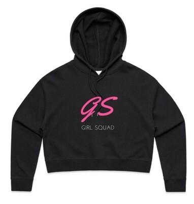 Girl squad Crop hoodie