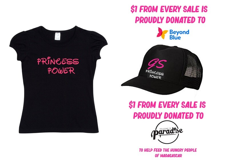 Princess Power Combo