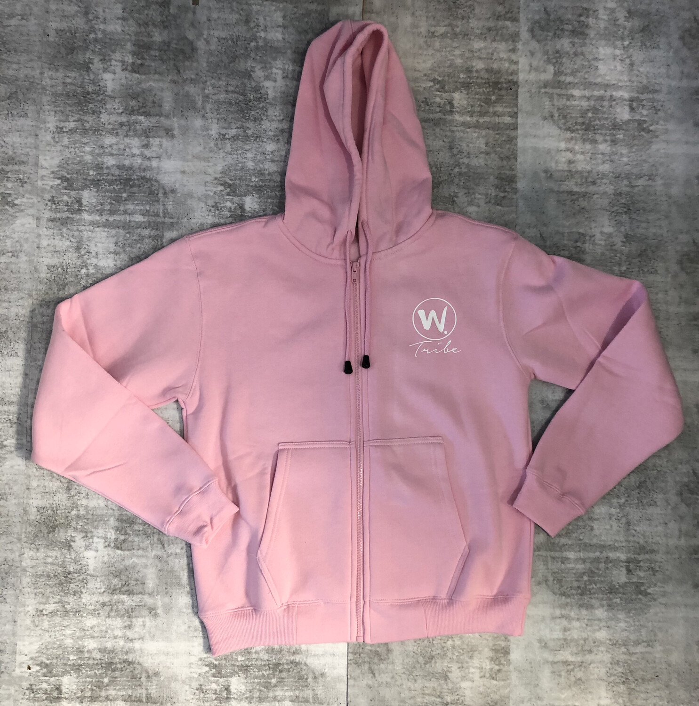 W Tribe Zip hoodie