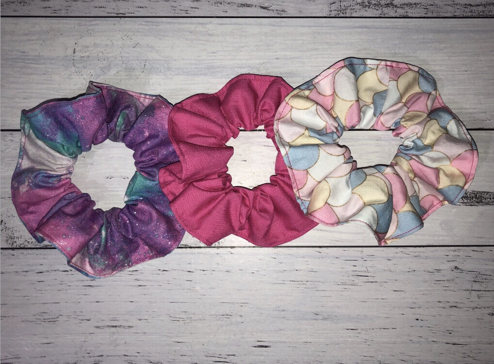 Multi Scrunchie bundle