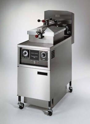 Henny Penny 4 Head Electric Pressure Fryer - PFE 500