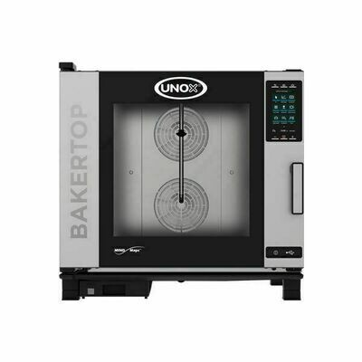 Unox BakerTop MIND.Maps PLUS 6 Tray Electric Combi Oven