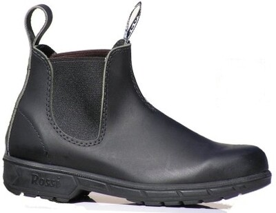 Rossi Boots 301 Endura Boots Elastic Side Work Boots