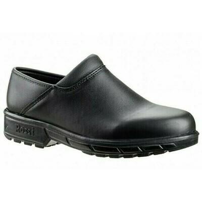 Rossi Boots 324 Regency Black Uniform Corporate Shoe