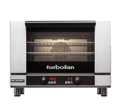 Turbofan E27D3 - Full Size Digital Electric Convection Oven