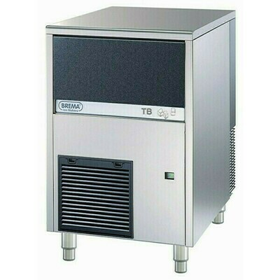 Brema Pebble Ice Maker With Internal Storage Bin Up To 85Kg Production