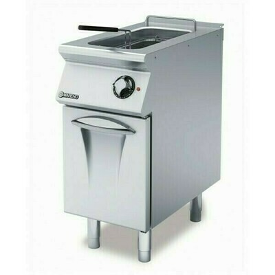 Mareno 70 Series 400mm Wide Single Pan Electric Fryer 15L