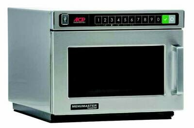 Menumaster DEC14E2A Heavy Duty Commercial Microwave Oven