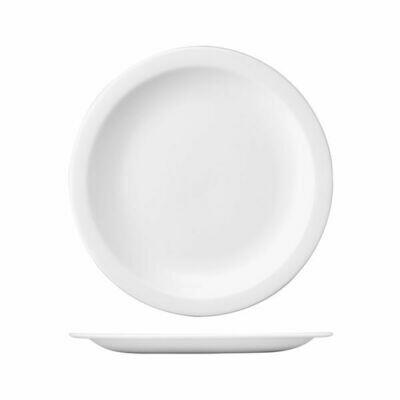 NOVA Round Plate - Narrow Rim