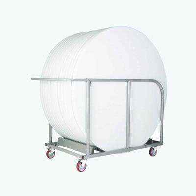 Duratable Trestle Trolley - Round