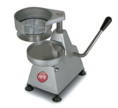 Manual 150mm Hamburger Patty Maker