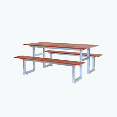 Heavy Duty Utility Picnic Table