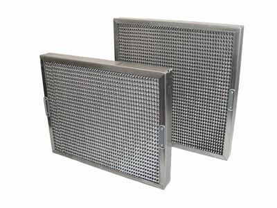 Aluminium Honeycomb Filter - 495mm X 495mm X 50mm