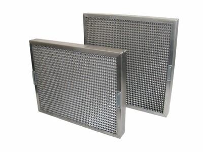 Aluminium Honeycomb Filter - 395mm X 495mm X 50mm