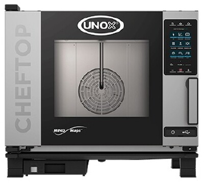 Unox ChefTop MIND.Maps PLUS 5 Tray Electric Combi Oven