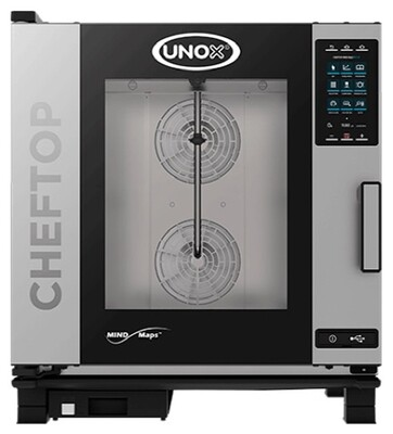 Unox ChefTop MIND.Maps PLUS 7 Tray Electric Combi Oven