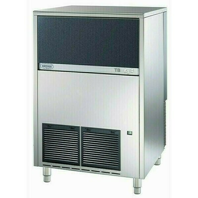 Brema Pebble Ice Maker With Internal Storage Bin Up To 140Kg Production